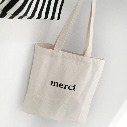 merci (eco bag)